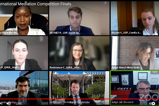 CPR Mediation Competition 2021 Finals